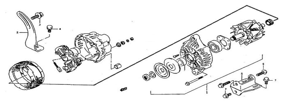 E13 Generator