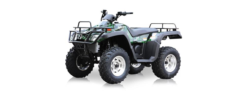 ATV UTILITY 300 -B