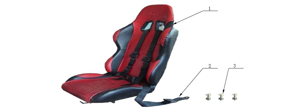 F14 Seat