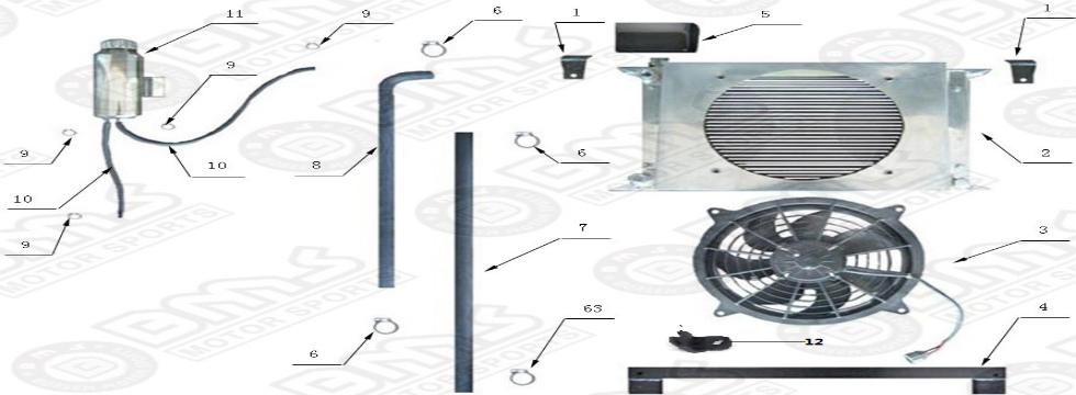 F8 Cooling Unit