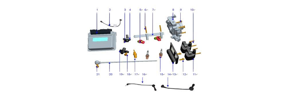 E11 EFI SYSTEM
