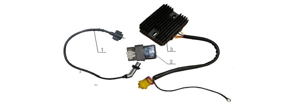 E4 Electric Parts