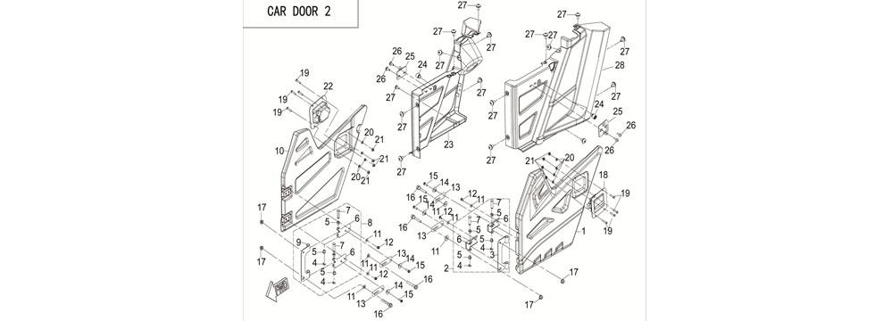 F30 CAR DOOR 2