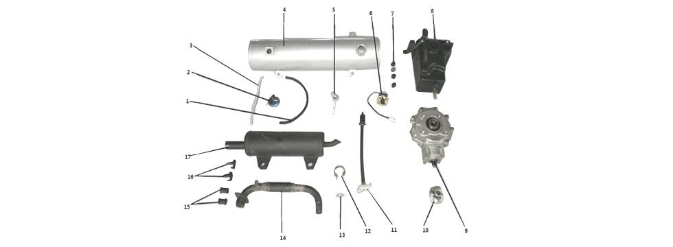 F6 Exhaust