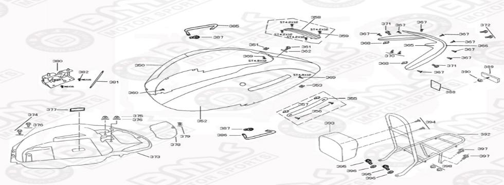 F12 BODY PANELS