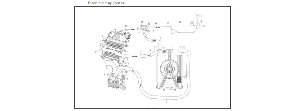 E11 Cooling System