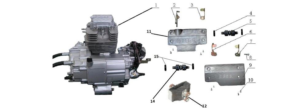 E20 Engine Assy