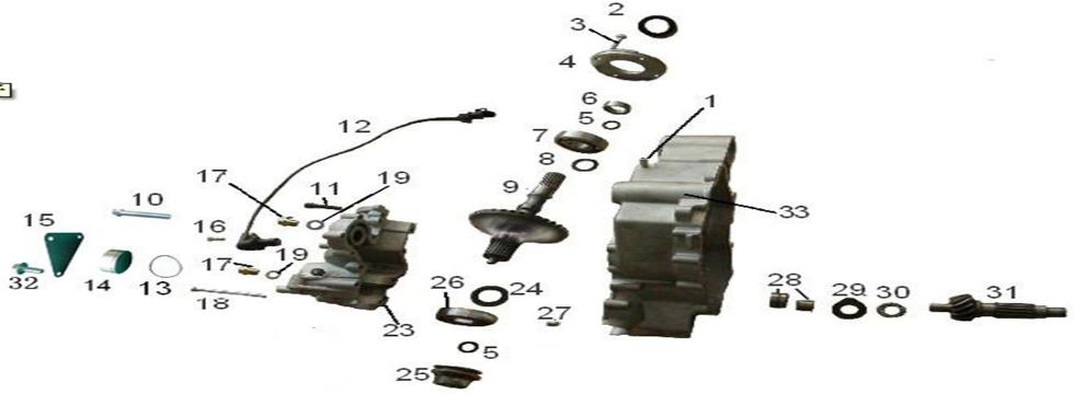 E9 Gear Box 2