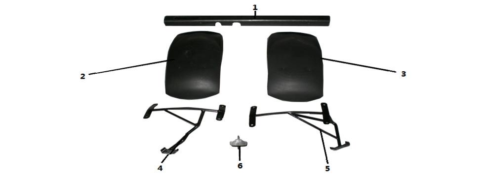 F11 Fenders