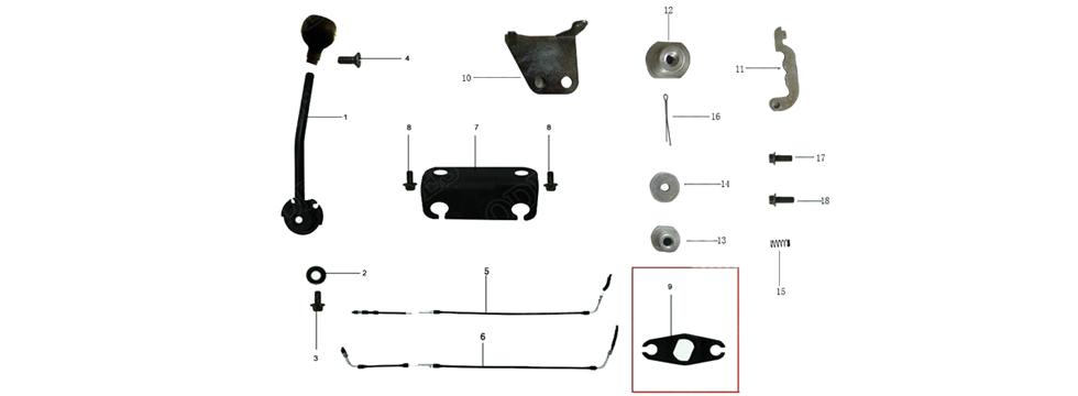 F11 Gear System