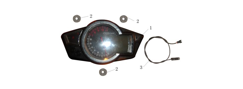 F12 Speedometer