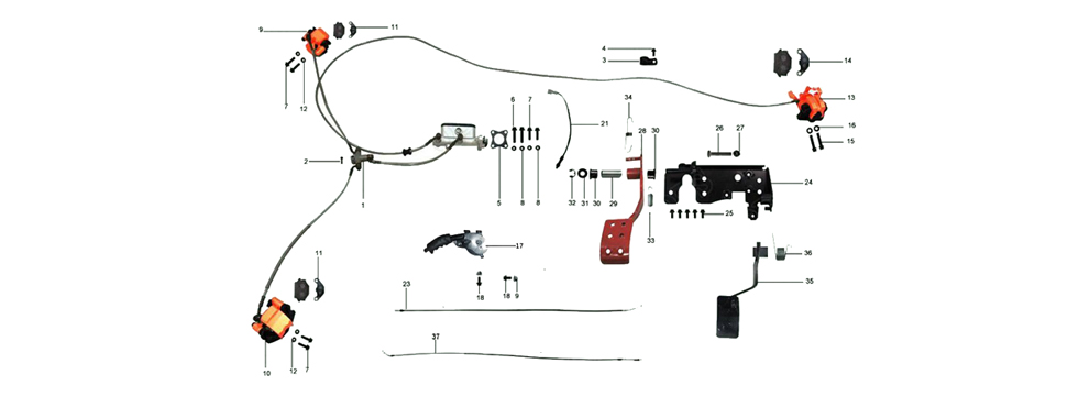 F13 BRAKE System