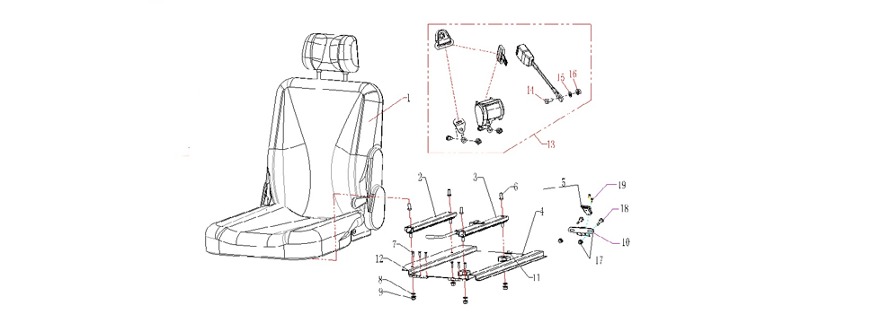 F13 SEAT