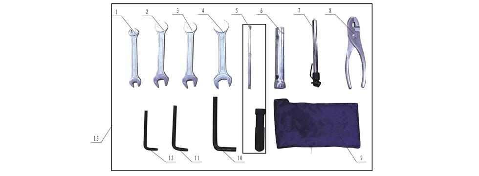F-26 Tools
