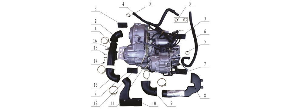 F-27 Engine