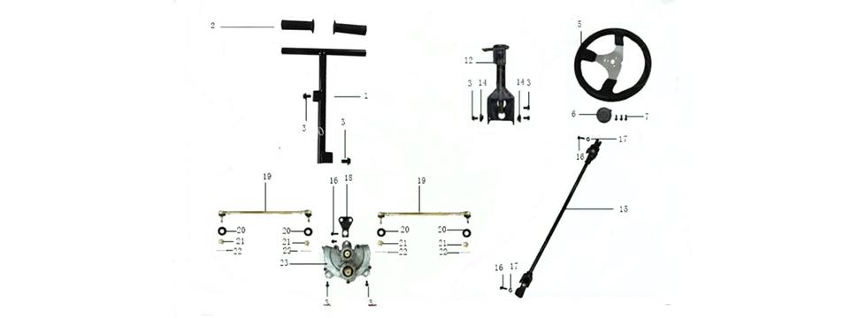 F4 Steering System