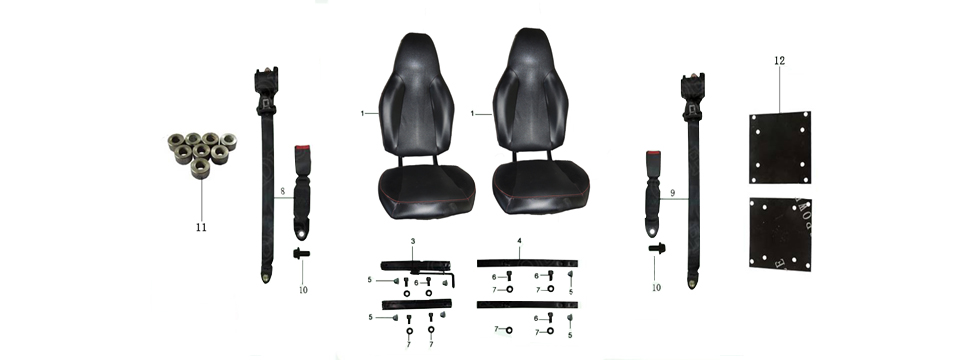 F6 Seat