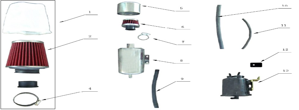F-7 Air Filter