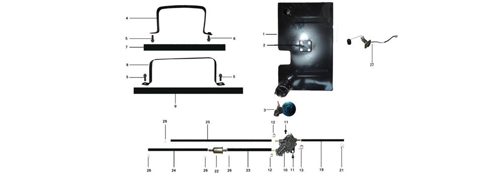 F8 Fuel System