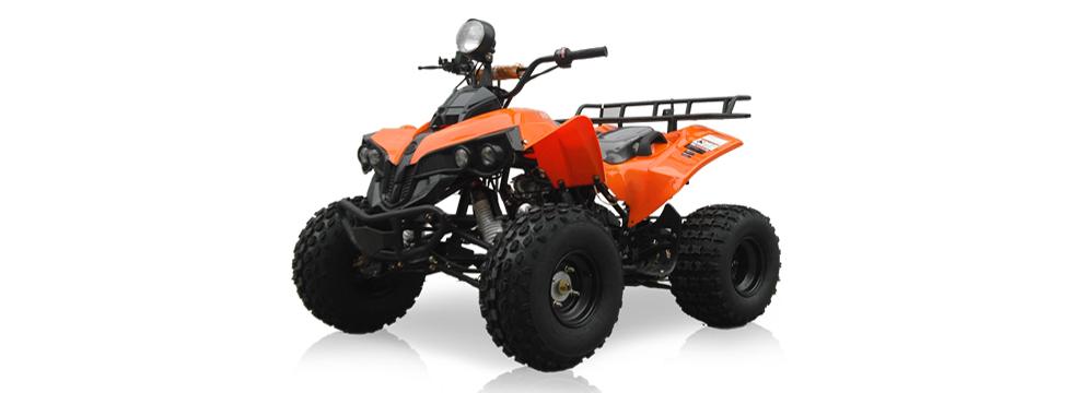 ATV CROSSOVER 125
