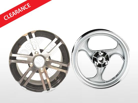 Wheels & Rim