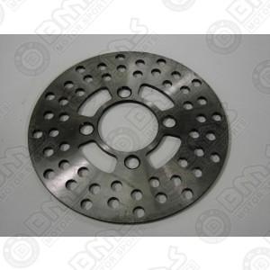 Brake disk-front