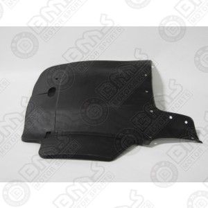 Mud guard-front,left