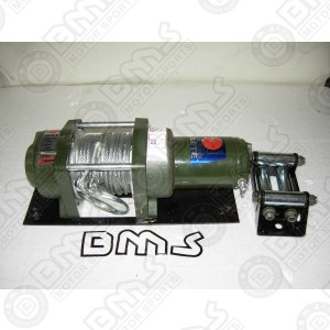 2000 LBS CAPACITY ELECTRIC WINCH