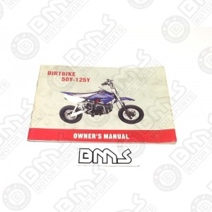 BMS OWNER'S MANUAL