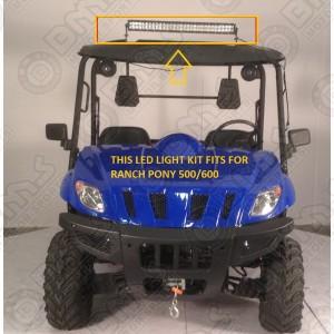 """BMS LED Light Bar 30"""""""