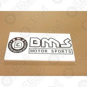 BMS SIGN  23'' X 12 ''