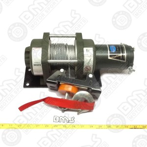 2500 lbs Capacity Electric Winch
