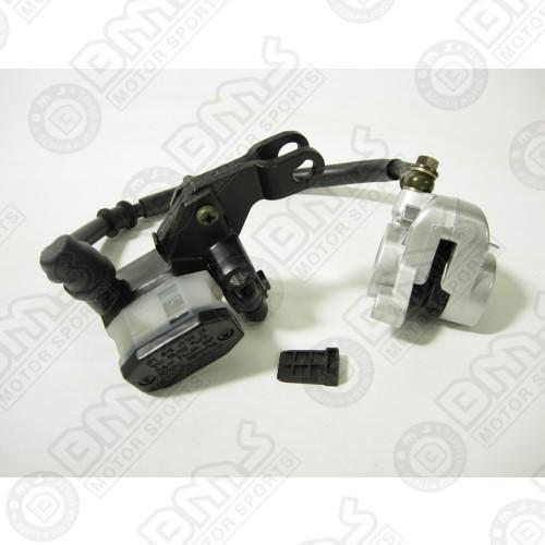 Brake assembly-rear